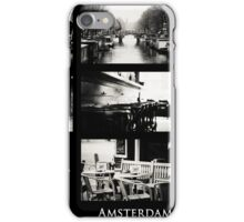 Amsterdam by Jenny Rainbow iPhone Case/Skin