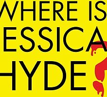 Utopia - Where is Jessica Hyde ? by Antoine Lange