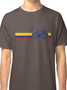 Bike Stripes Colombia National Road Race Classic T-Shirt