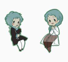 Persona 3 Fuuka Yamagishi by toifshi