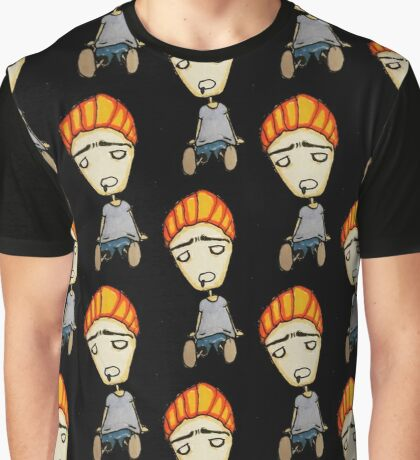 bored kevin Graphic T-Shirt