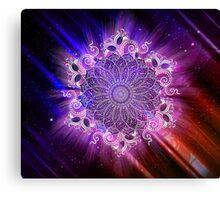 Mandala - Universe IV Canvas Print