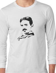 Nikola Tesla  Long Sleeve T-Shirt