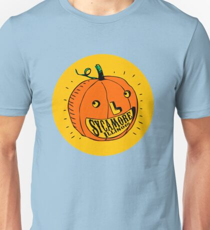 Pumpkin a la Sycamore Illinois #1 Unisex T-Shirt