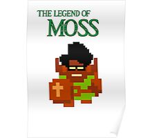 The Legend Of Moss Poster
