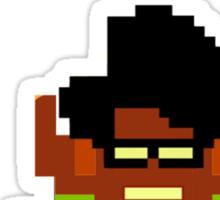 The Legend Of Moss Sticker