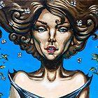 "Urban Scrawl 8 mural - ""Last Glimpse of Summer"" by W. Ralph Walters"