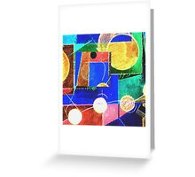 Pearl Necklace Greeting Card