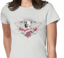 Marilyn Monroe 2 Womens Fitted T-Shirt