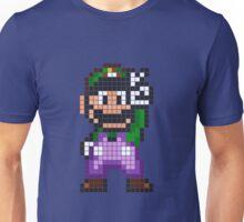 Pixel Luigi Unisex T-Shirt