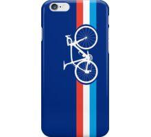 Bike Stripes Luxembourg iPhone Case/Skin