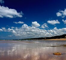 Omaha Beach by cclaude