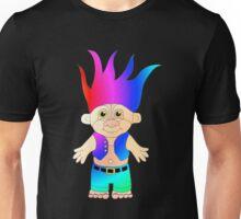 Funky 80's/90's Troll Doll inspired design Unisex T-Shirt
