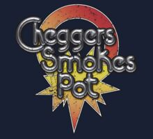 Cheggers Smokes Pot by trev4000