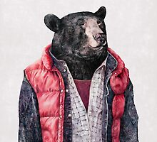 Black Bear by AnimalCrew