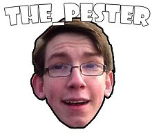 The_Pester Face Merch! by Pester111