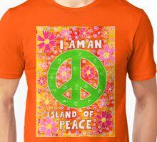Island of Peace Unisex T-Shirt
