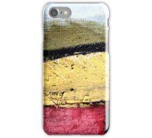 Stitching Paint iPhone Case/Skin