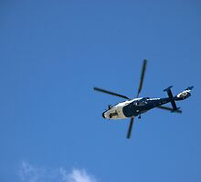 Victoria Police Airwing by John Billing