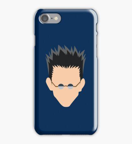Leorio Paradinight (Hunter x Hunter) iPhone Case/Skin