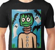 Frankenstein Halloween Unisex T-Shirt