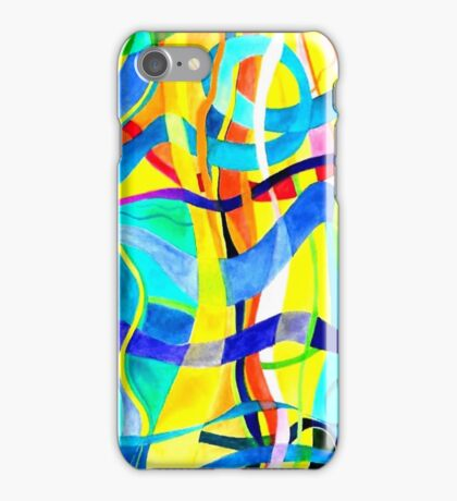 Sea Ribbons iPhone Case/Skin