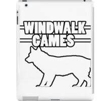 WindWalk Games Alternative Developer Logo iPad Case/Skin