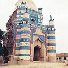 bibi jiwandi tomb broken by HAMID IQBAL KHAN