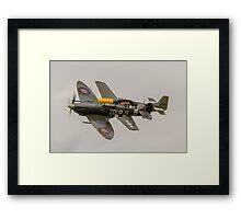 OFMC Spitfire & Mustang Framed Print