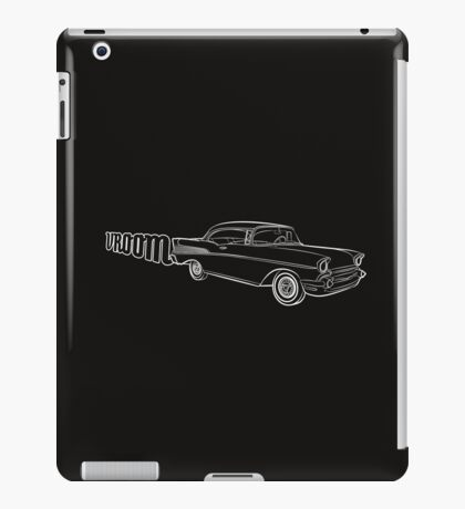 Hollywood Classic Outline iPad Case/Skin