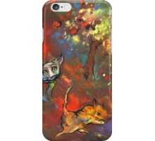 Love Games Under The Appletree iPhone Case/Skin