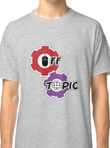 Off Topic Logo Classic T-Shirt