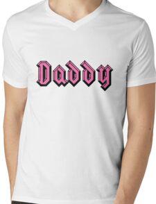 Daddy Mens V-Neck T-Shirt