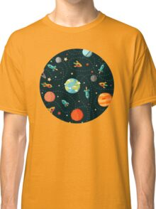 Space Adventure Classic T-Shirt