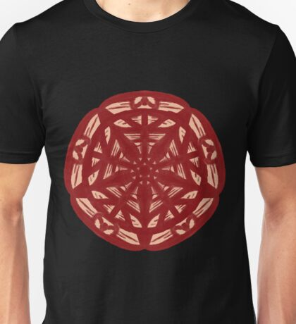 Web Flower  Unisex T-Shirt