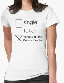 single Connor Womens Fitted T-Shirt