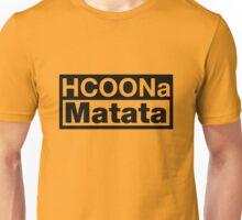 HCOONa Matata, Chemistry Pun T-shirt Unisex T-Shirt