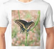 Black Swallowtail Unisex T-Shirt