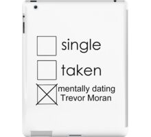 single Trevor iPad Case/Skin