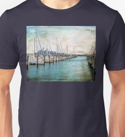 Boats At Rest Unisex T-Shirt