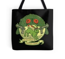 The Righteous Indignation of Captain O'Hare Tote Bag