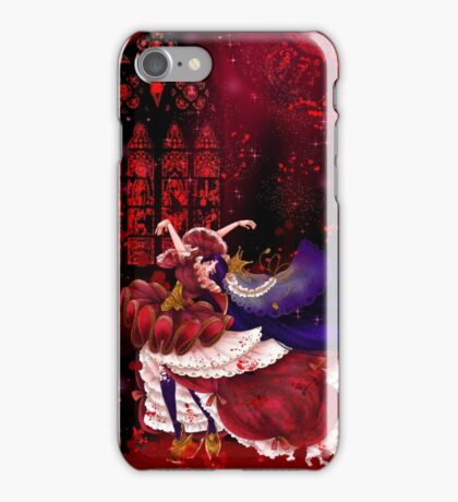 Queen of the Blood Covered Roses iPhone Case/Skin