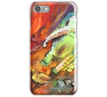The Queen Menagerie iPhone Case/Skin