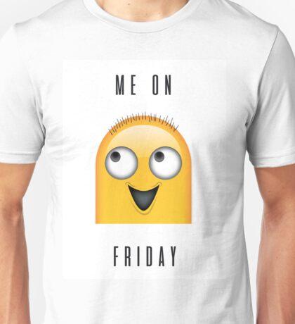Me On Friday  Unisex T-Shirt