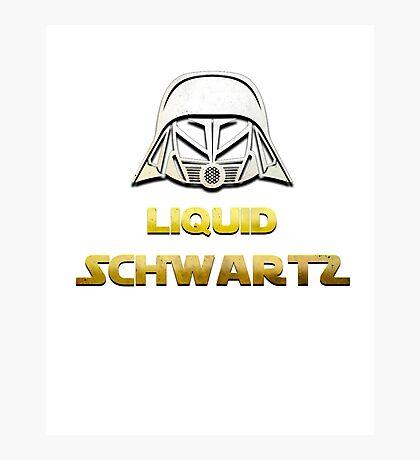SPACEBALLS LIQUID SCHWARTZ Photographic Print