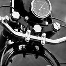 Velocette 500 Thruxton by Brett Rogers