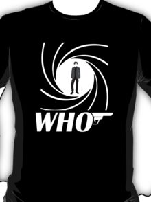 Who T-Shirt
