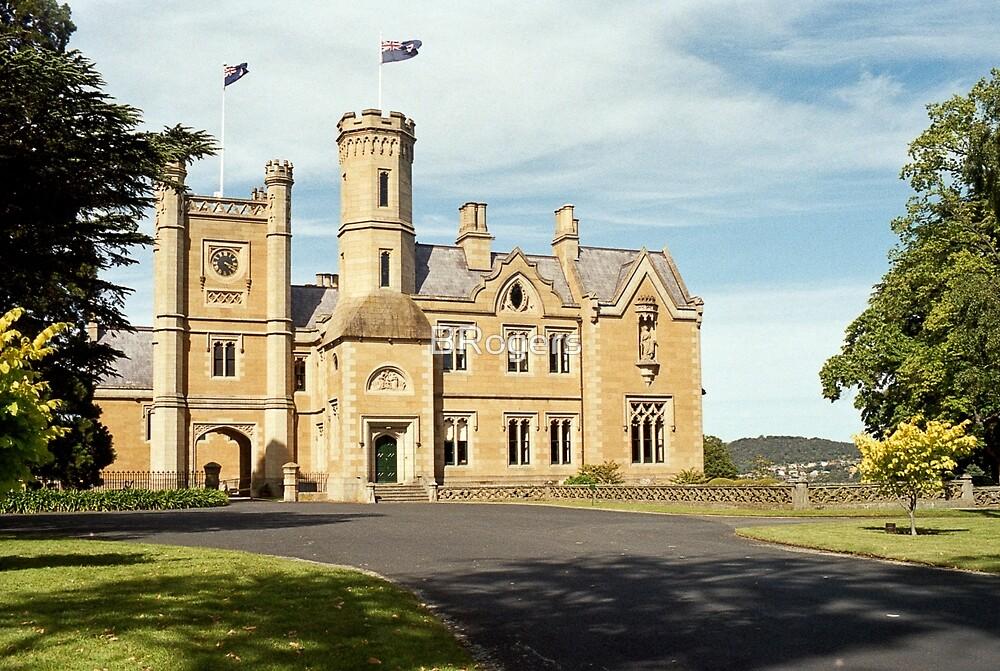 Government House, Tasmania by Brett Rogers