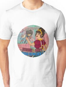 Revenge of the Angry Housewives Unisex T-Shirt