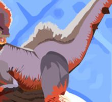 Monster Hunter - Great Jaggi Sticker